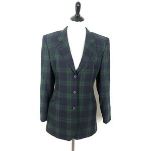 Chester Barrie Savile Row Black Watch Blazer